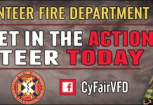 CFVFD Recruitment Banner. (CFVFD courtesy photo)