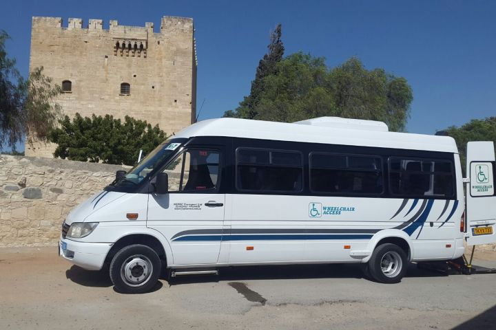 Cyprus Accessible Transport www.cyprusaccessibletransport.com