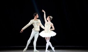 Cyprus : Jewels - The Royal Ballet