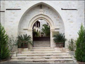 Ιερά Μονή Παναγίας Χρυσορροιατίσσης Πηγή: ikypros