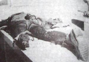 Ο Γρηγόρης Αυξεντίου κάηκε ζωντανός από τους Άγγλους κατακτητές