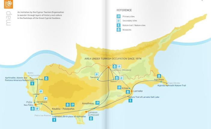 Kition Aphrodite Cultural Route