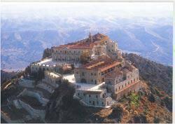 Ιερά Μονή Σταυροβουνίου Πηγή: Κοινοτικό Συμβούλιο Πυργών