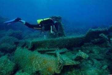 Agioi Anargyroi Diving Site at Cape Greko