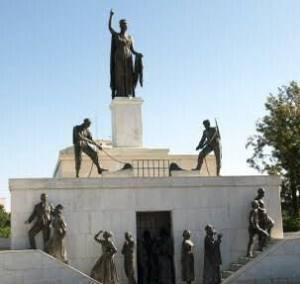 Άγαλμα Ελευθερίας, Λευκωσία