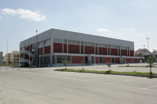 Indoor Stadium, Lefkotheo – Nicosia