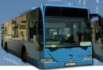 Bus Route 430, C.T.O. Beach – Larnaca