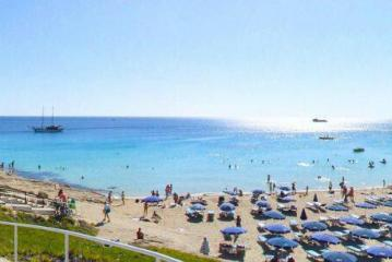 Glyki Nero Beach – Blue Flag