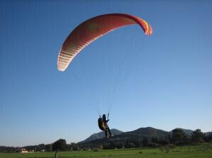 Paragliding in Cyprus, Pipis