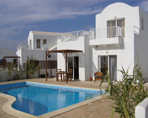 Thalassines Beach Villas @ Ayia Napa