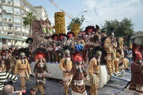 The Lemesos (Limassol) CARNIVAL