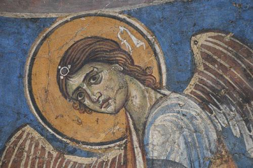 THE REPATRIATION OF THE WALL PAINTINGS OF AGIOS THEMONIANOS, LYSI