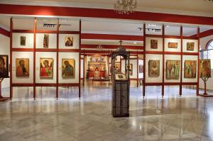 Τhe Cultural Centre of the Archbishop Makarios III Foundation (within the walls) Nicosia