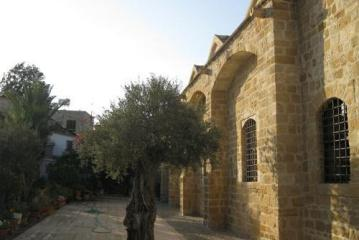 Church of Agios Kassianos (within the walls) Nicosia