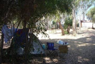 3. Feggari Camping Site