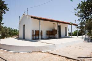 Saint Antonios church at Deryneia