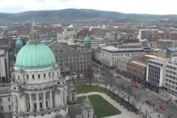 Experience Belfast City in the Summer 2012