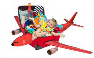 Tips For Traveling With Kids On Airplanes