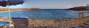 Accessible Beach Vathia Gonia Ayia Napa