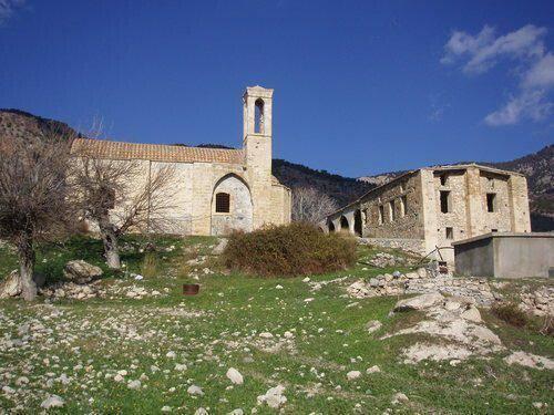Holy Monastery of Virgin Mary of Katharon