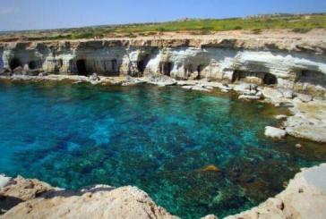 Paragliding in Cyprus Cape Greko
