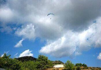 Paragliding in Cyprus Kalo Chorio, Limassol