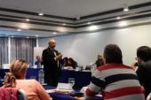 The seminar subject was about how the people of the Hospitality industry will handle the forthcoming clients