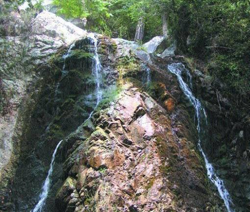 Chantara Falls