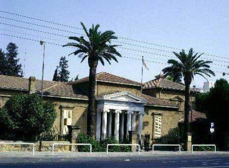 Κυπριακό Αρχαιολογικό Μουσείο, Λευκωσία