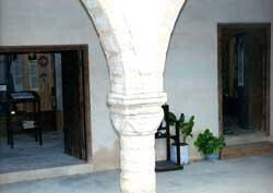 Μουσείο Αγώνος ΕΟΚΑ 1955-1959 Ιερά Μονή Τιμίου Σταυρού, Όμοδος