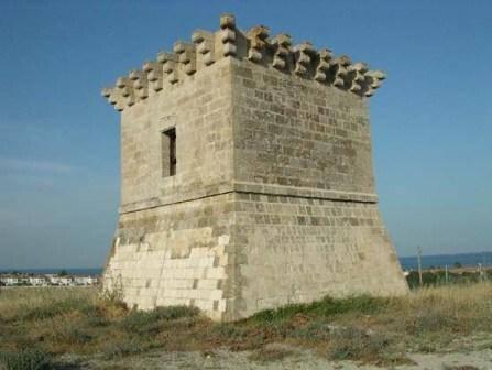 Πύργος της Ρήγαινας, Περβόλια Λάρνακας