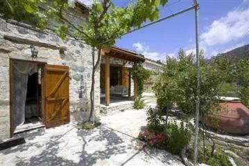 Blue Cottage @ Apsiou
