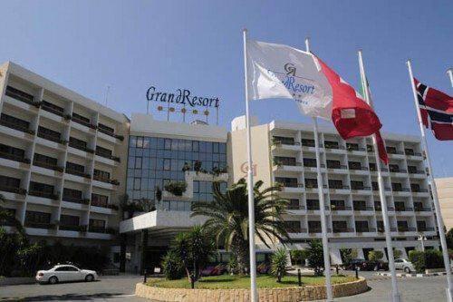 Grand Resort ***** @ Limassol