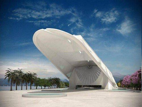 Μουσείο DO AMANHA Ριο Ντε Τζανέιρο