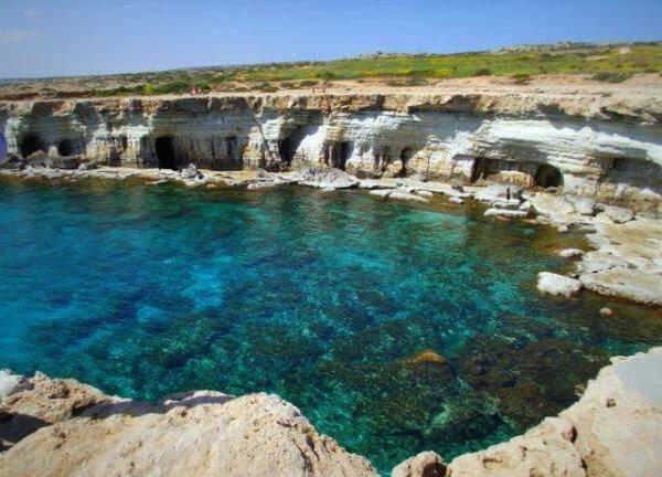 Αλεξίπτωτο πλαγιάς στην Κύπρο Κάβο Γκρέκο