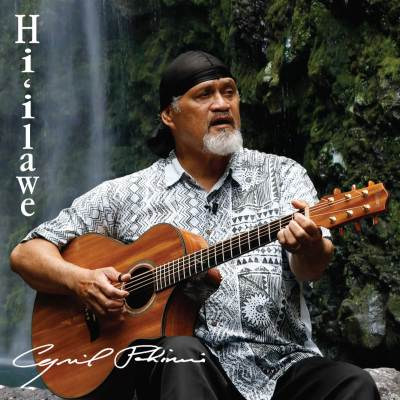 Cyril Pahinui - Hi'ilawe Album Cover Art