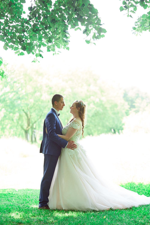 Mariage au Jardin Le Point du Jour à Verdelot