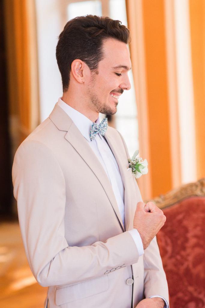 Mariage à la mairie de Carrières-sur-Seine