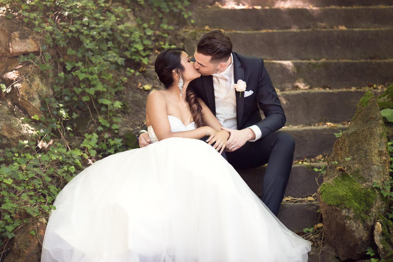 Mariage bohème à Paris