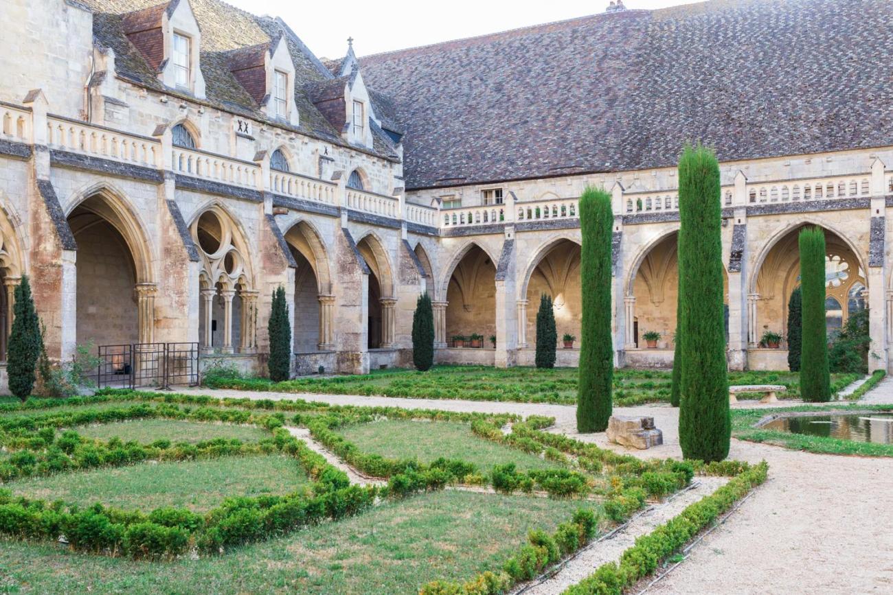 Mariage à l'Abbaye de Royaumont à Asnières-sur-Oise
