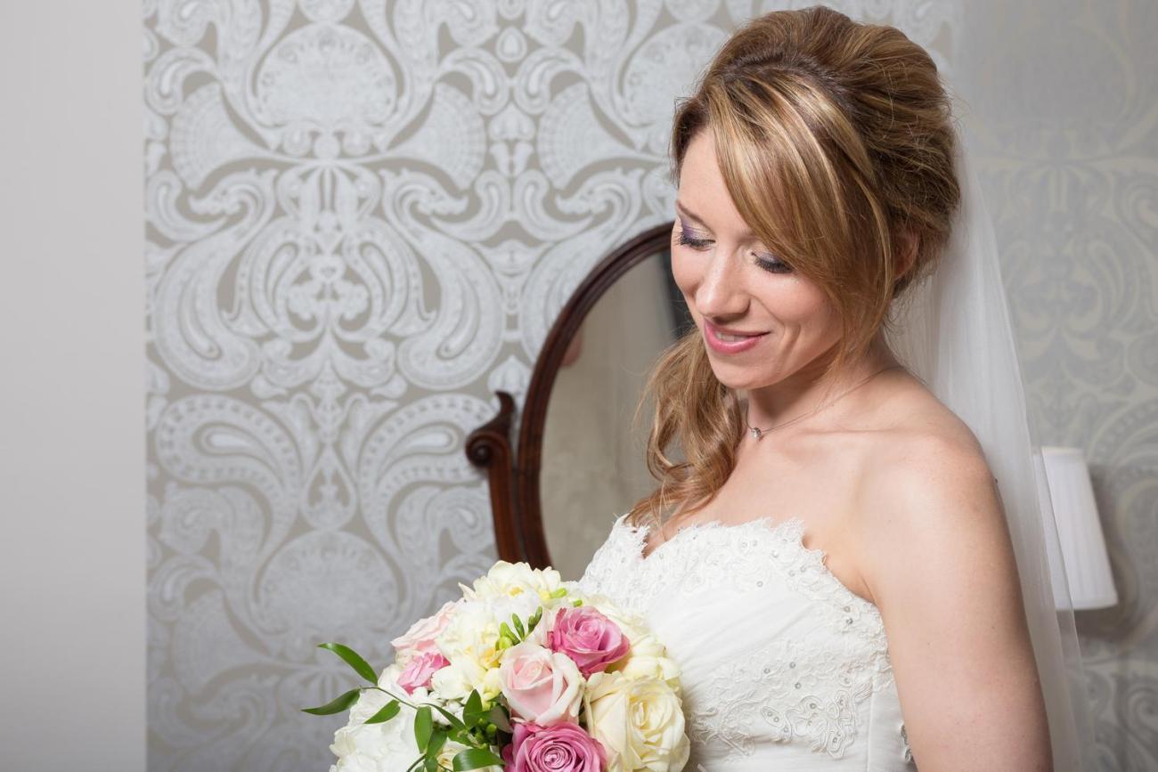 Mariage au Domaine de la Butte Ronde lors des préparatifs