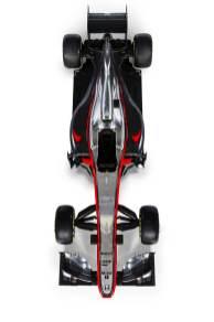 McLaren Honda MP4-30 - góra