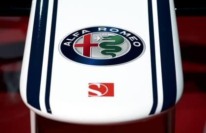 Alfa Romeo Sauber F1 team prezentacja 01