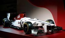 Alfa Romeo Sauber F1 team prezentacja 03