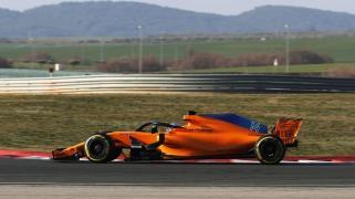 McLaren MCL33 bok2 prezentacja