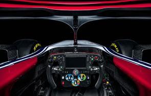 2019 Alfa Romeo Racing C38 prezentacja 06