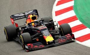 2019 Testy Barcelona Red Bull Verstappen