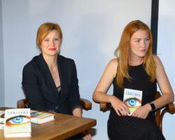 Jitka Schneiderová a Debbi