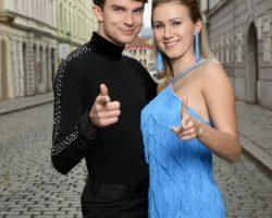"""StarDance X -Karel """"Kovy"""" Kovář a Veronika Lišková"""