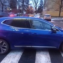 Automobil ve městě